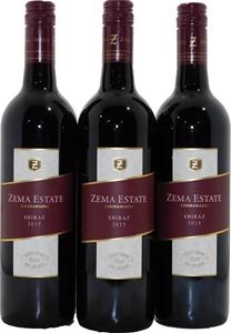 Zema Estate Shiraz 2015 (3x 750mL), Coon