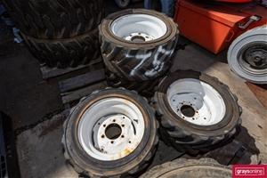 4x Assorted EWP Used Wheels