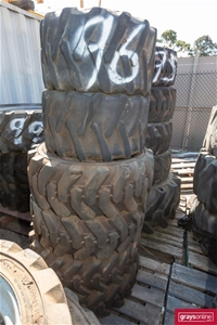 4x Assorted EWP Used Wheels