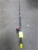 1 x Shakespeare Ugly Stik 15 - 37 Kilo Fishing Rod with Spinning Reel