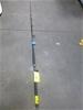1 x Shakespeare Ugly Stik 7 Foot 6 - 10 Kilo 2 Piece Fishing Rod (No Reel)