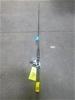 1 x Pflueger Classic 6 - 8 Kilo Fishing Rod with Reel