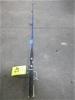 1 x Jarvis Walker Maxi Spin 2 - 5 Kilo Overhead Fishing Rod (No Reel)