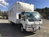 2006 Isuzu N5NQR 4 x 2 Pantech Truck