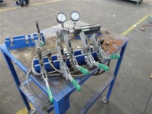 Custom Buit Crimping Machine