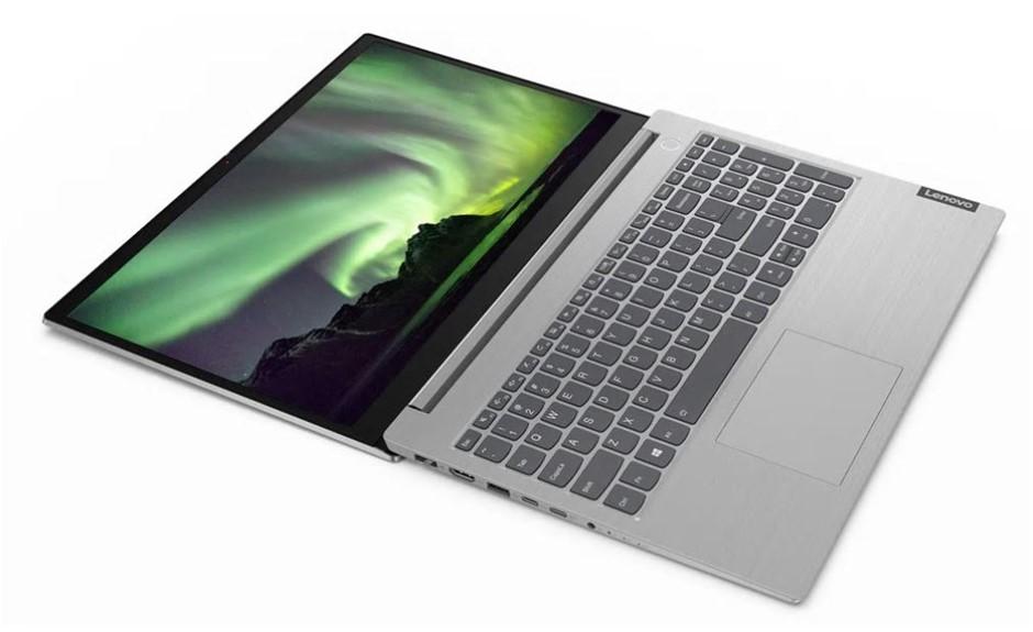 Lenovo ThinkBook 15-IML 15.6-inch Notebook, Silver