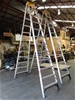 Qty 2 x Gorilla Double Sided Ladders