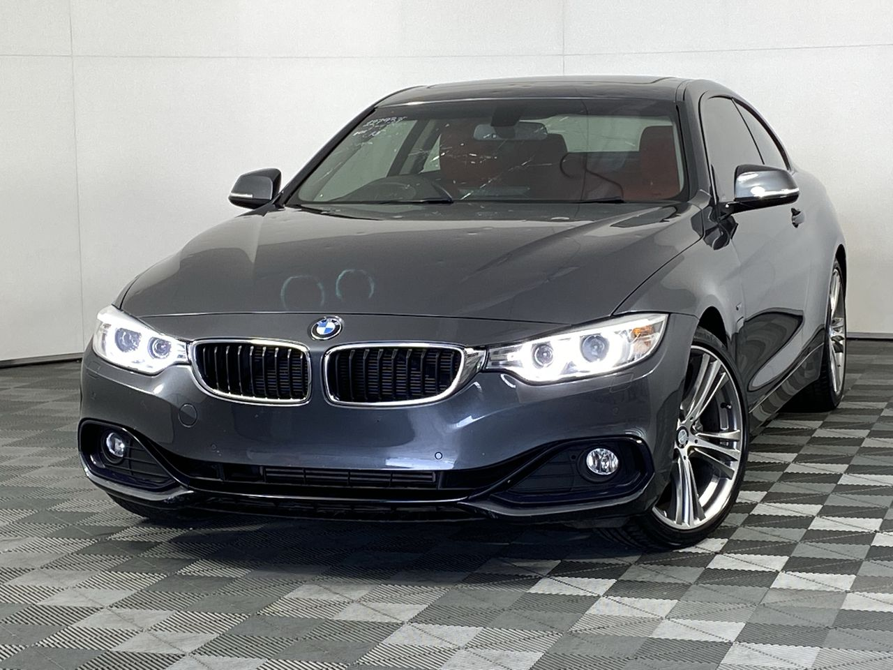 2013 BMW 428i F32 Automatic - 8 Speed Coupe (WOVR Inspected)