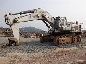 Liebherr Excavator Parts - Located in Gh