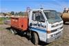 12/84 Isuzu NKR57E Service truck