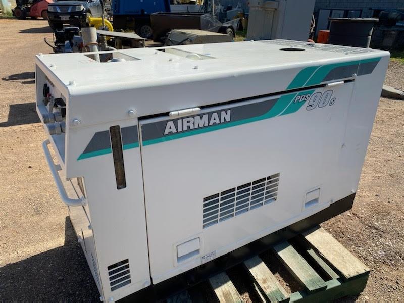 Airman Compressor PD 90 S