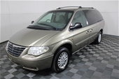 2005 Chrysler Grand Voyager Limited RG Automatic