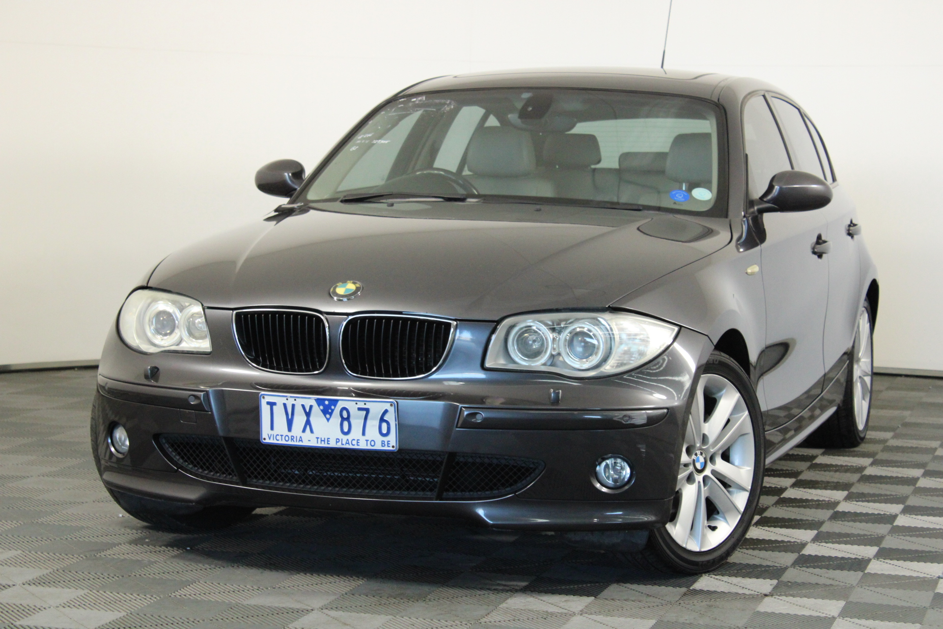 2006 BMW 1 20i E87 Automatic Hatchback