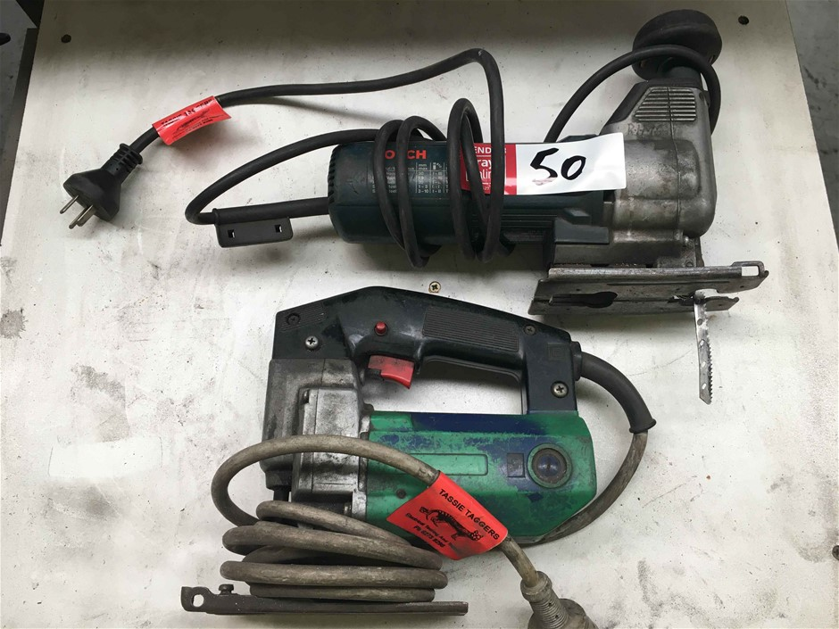 Qty (2) Power Tools
