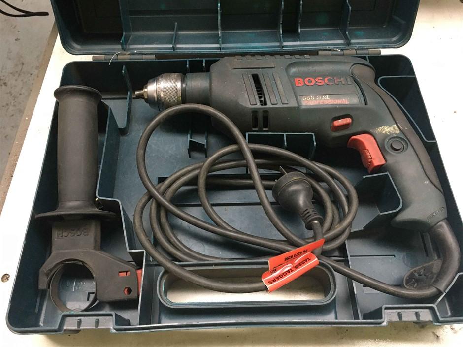 Bosch GSB16 Drill plus Case