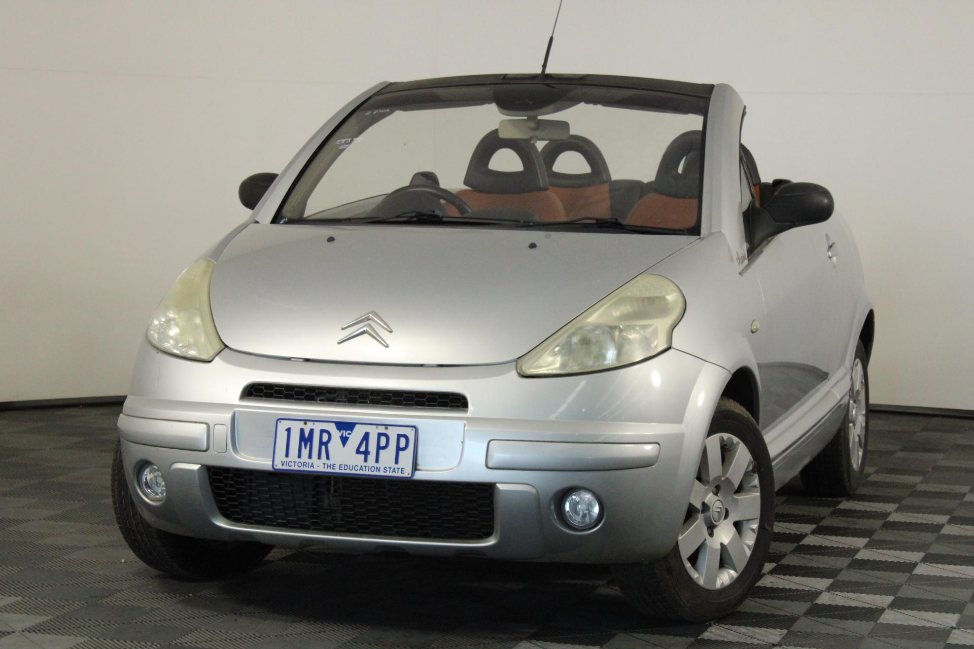 2006 Citroen C3 Exclusive Automatic Hatchback