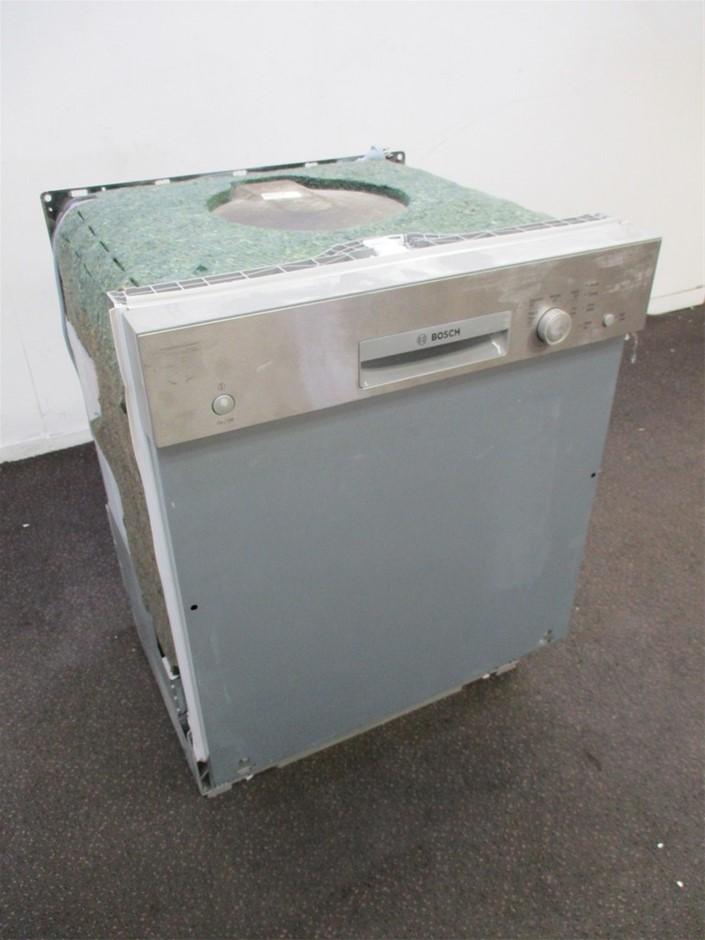 Bosch SM150D05AU 600mm Semi Integrated Dishwasher