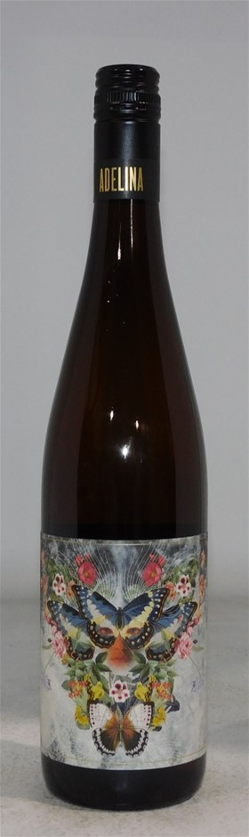 Adelina Watervale Riesling 2019 (5x 750mL), Clare Valley. Screwcap.