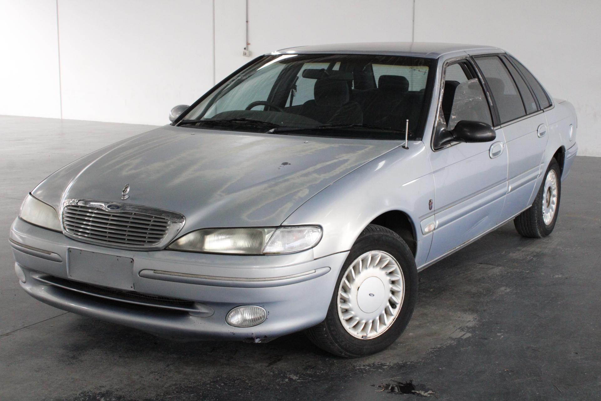 1996 Ford Fairlane Ghia NF Automatic Sedan