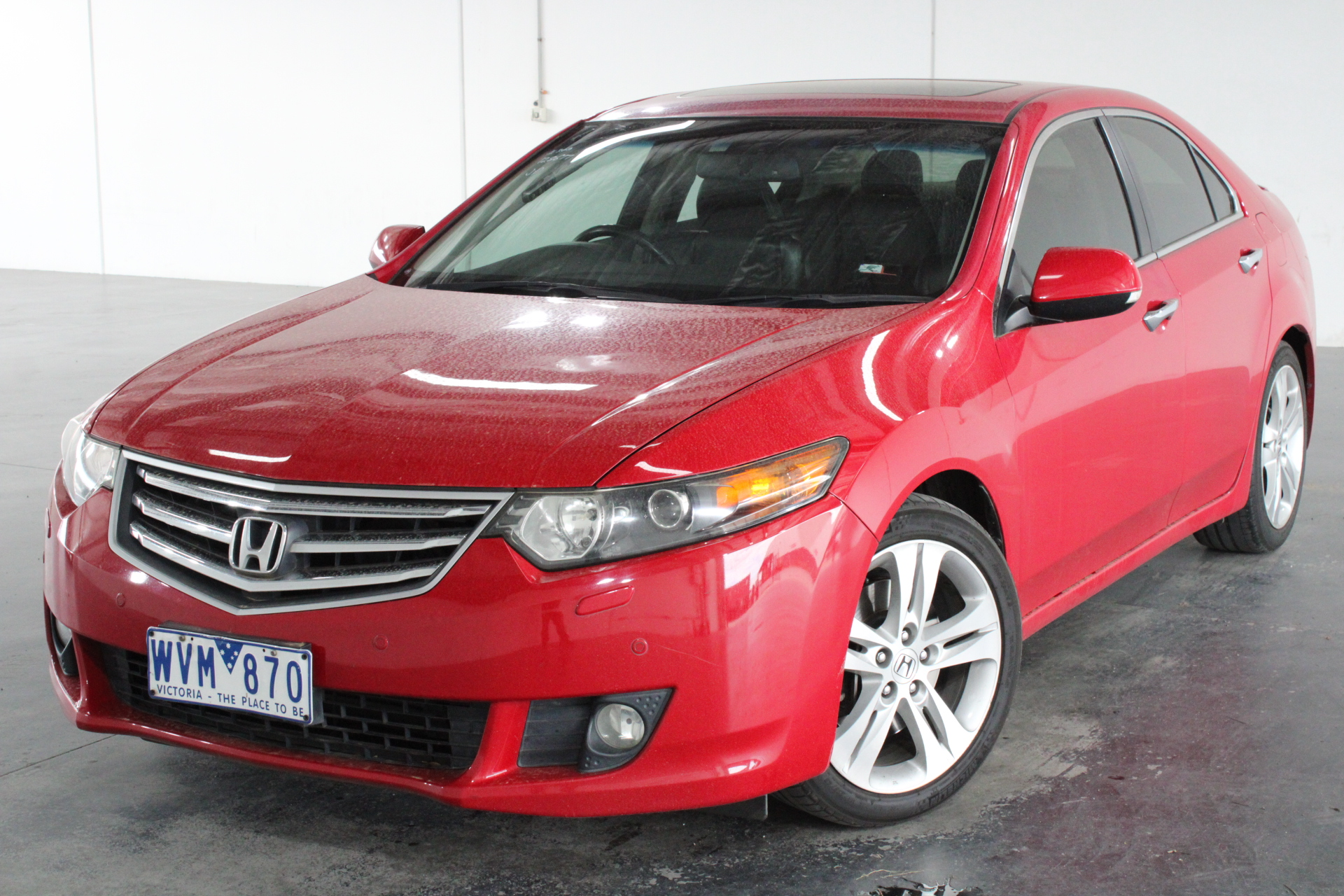 2008 Honda Accord Euro Luxury 8TH GEN Manual Sedan