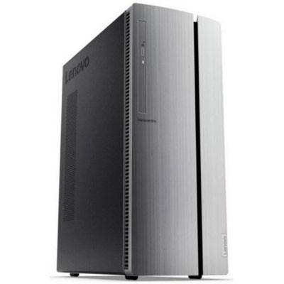 Lenovo IdeaCentre 510-15ICK Slimline Case Desktop PC, Silver