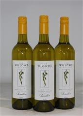 The Willows Vineyard Semillon 2016 (3x 750mL), SA, Screwcap.