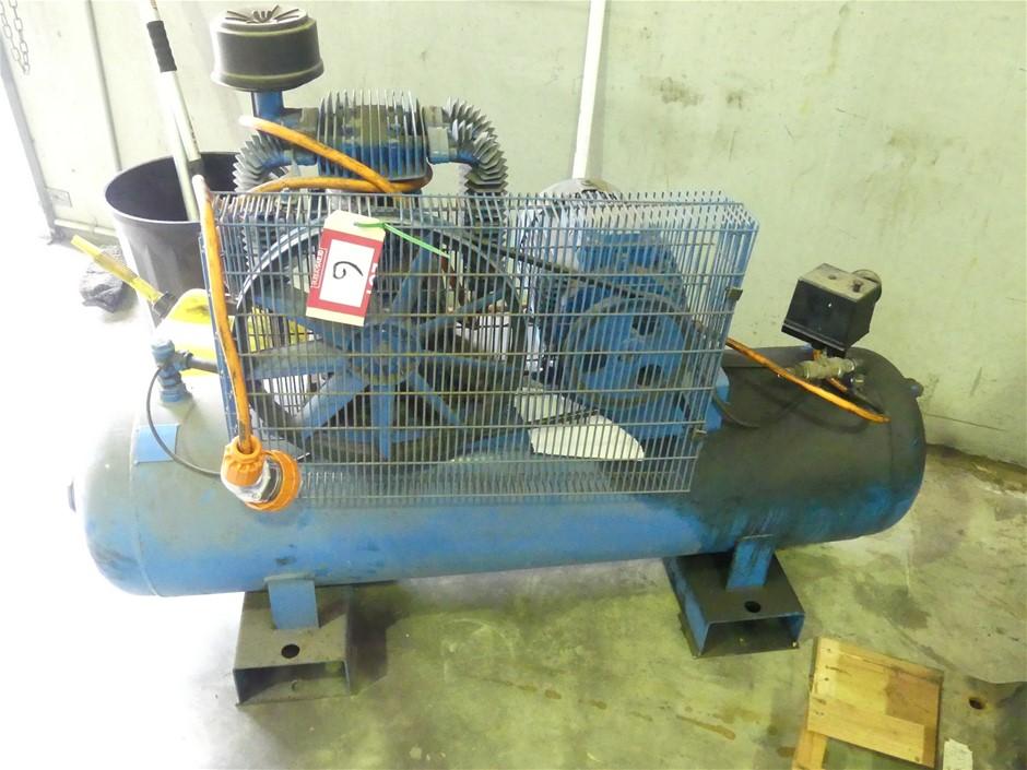 Pearson Cont. Air compressor