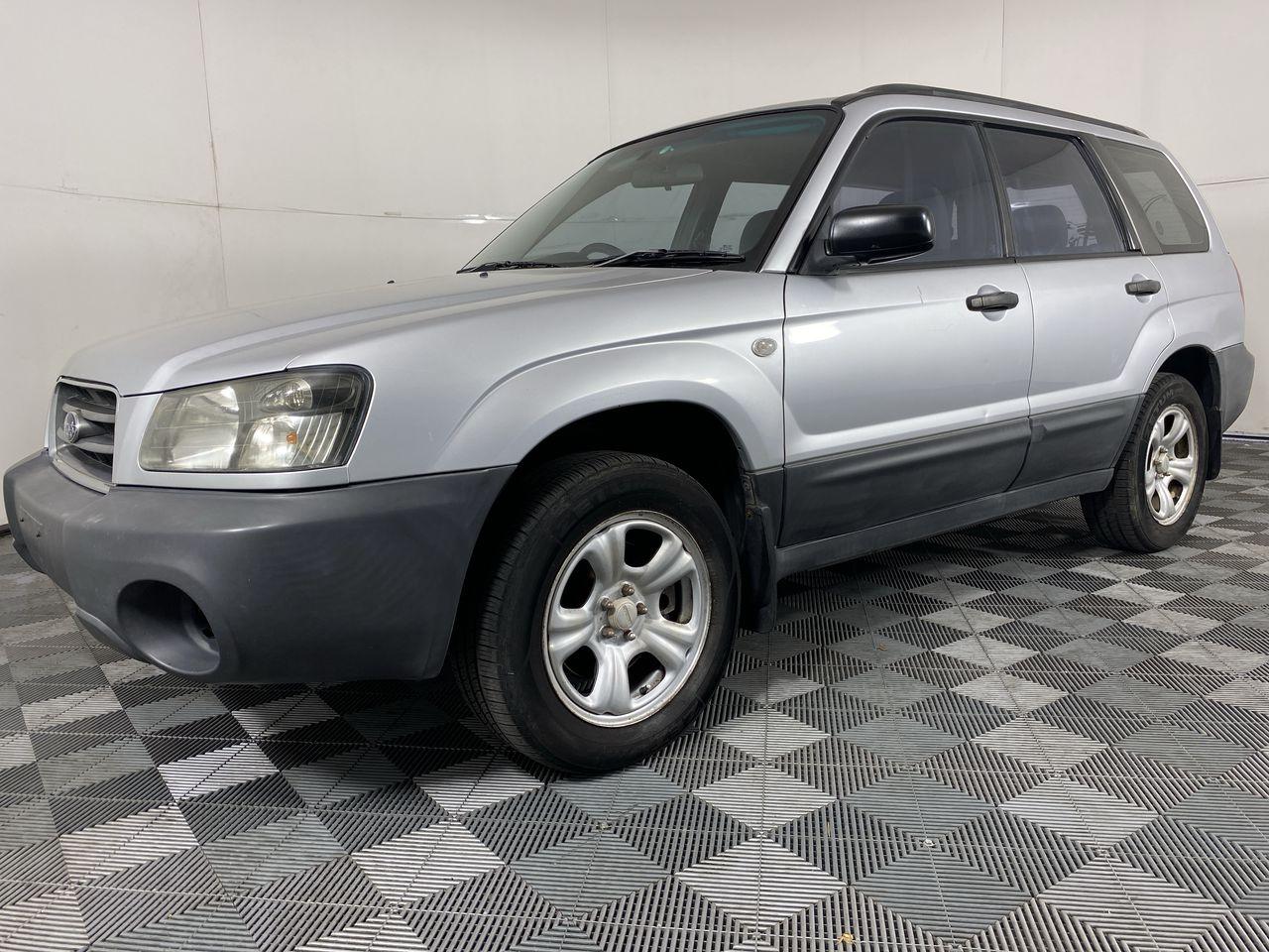2004 Subaru Forester X Wagon