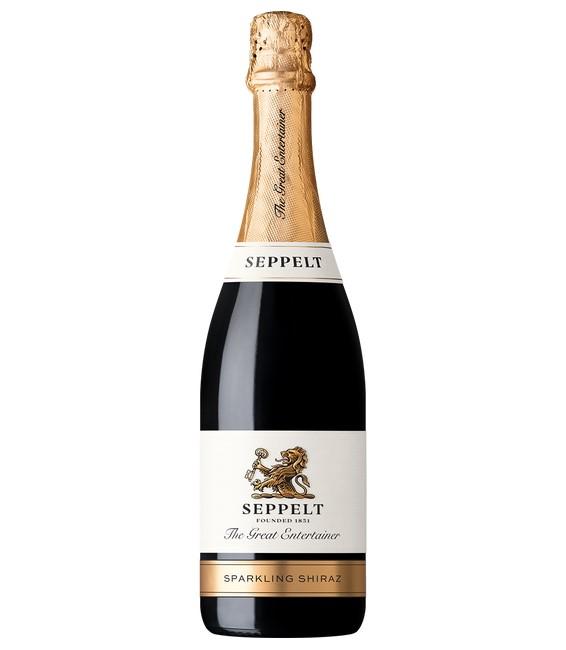 Seppelt The Great Entertainer Sparkling Shiraz NV (6x 750mL).