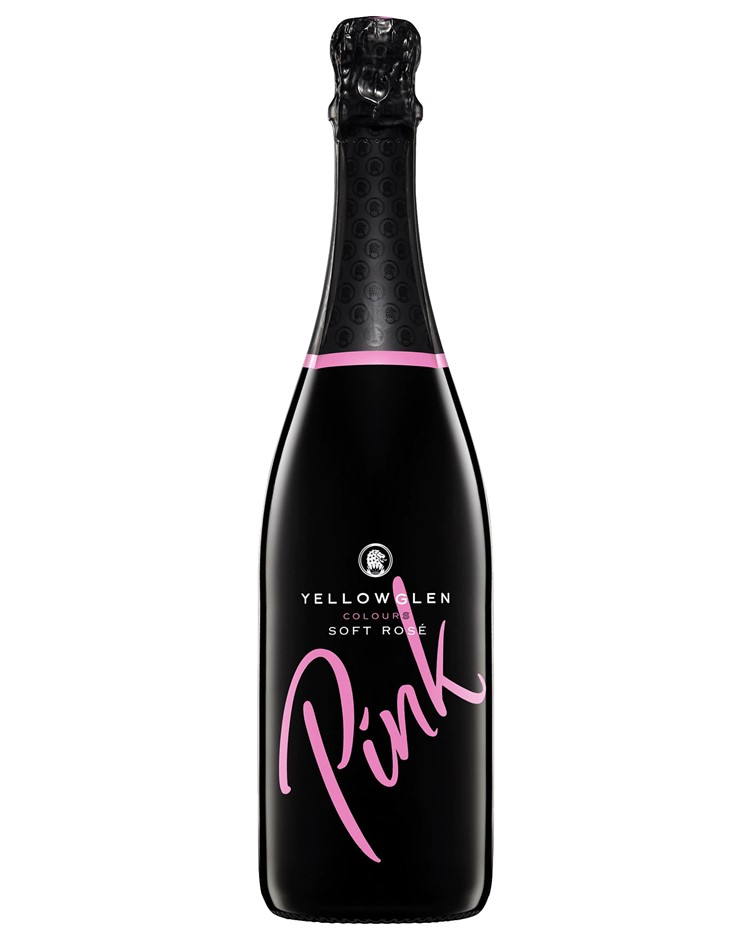 Yellowglen Pink Sparkling NV (6x 750mL).