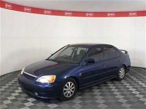 2001 Honda Civic GLi 7th Gen Automatic S