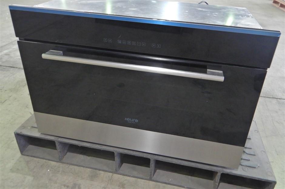 Euro 90cm Multifunction Electronic Oven, Model: EMEO900SX