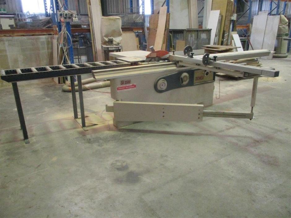 2003 Tecnica SI 2500 Panel Saw