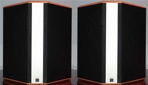 Mordaunt Short 506 Bookshelf Speakers (P