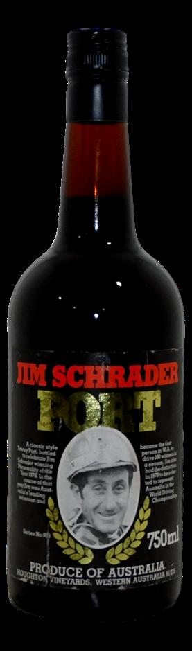 Houghton Jim SchraderPort Port (1x 750ml), WA.Screwcap Closure