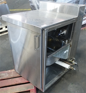 Stainless Steel Cabinet With Flip top Li