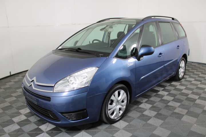 2009 Citroen Grand C4 Picasso HDi T/D Automatic 7 Seats People Mover