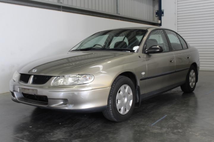 2001 Holden Commodore Executive VX Automatic Sedan 156,146km