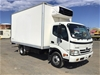 2009 Hino 300 (Ex Fleet) 4 x 2 Refrigerated Body Truck