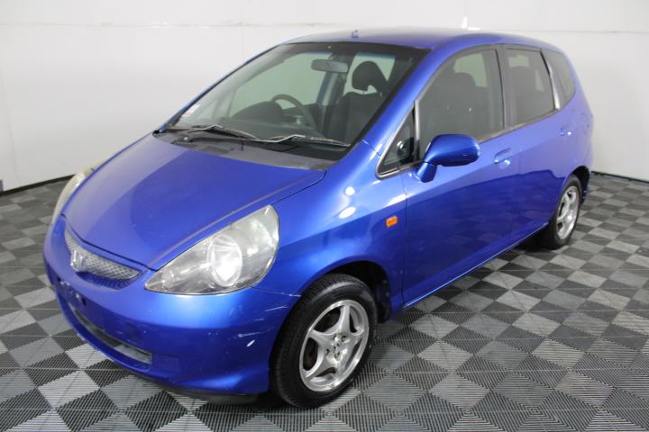 2005 Honda Jazz VTi GD CVT Hatchback (WOVR)
