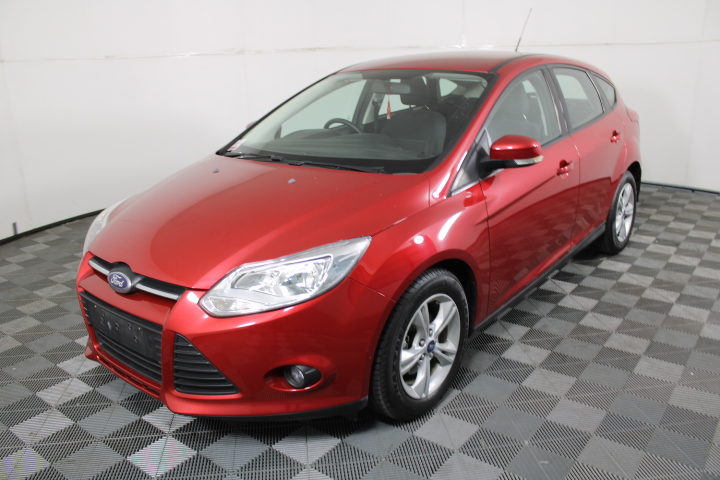 2013 Ford Focus Trend LW II Automatic Hatchback