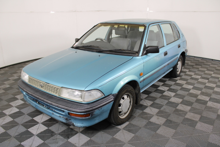 1992 Toyota Corolla SE AE92 3 auto Hatchback