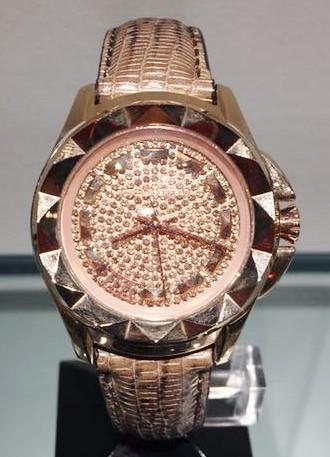 Ladies new Karl Lagerfeld Paris Couture stunning watch.
