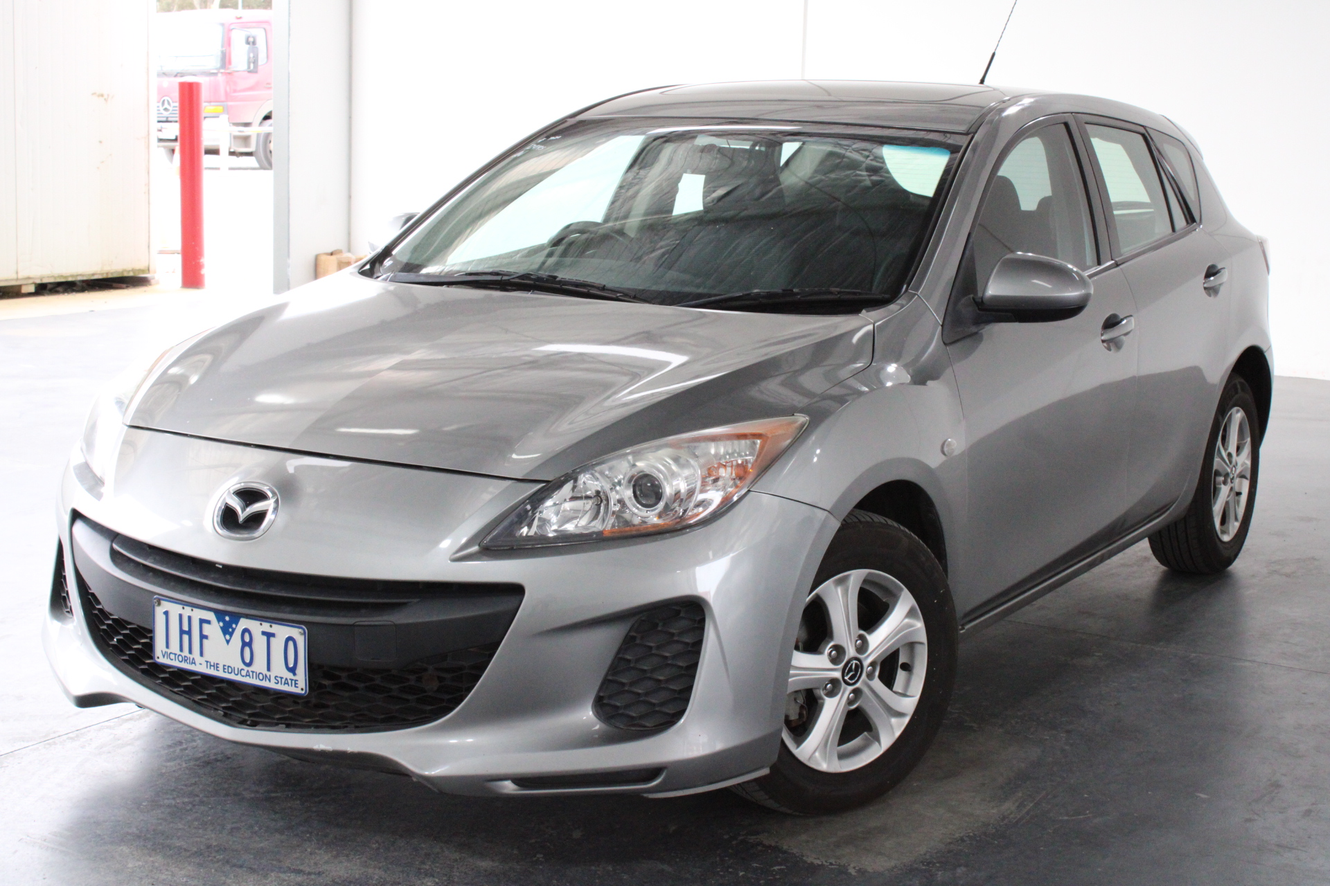 2013 Mazda 3 Neo BL Automatic Hatchback (WOVR Inspected)