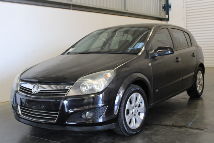 2008 Holden Astra CD Automatic Hatchback (WOVR + Inspected)