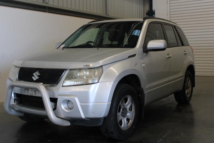 2005 Suzuki Grand Vitara (4x4) JT Manual Wagon
