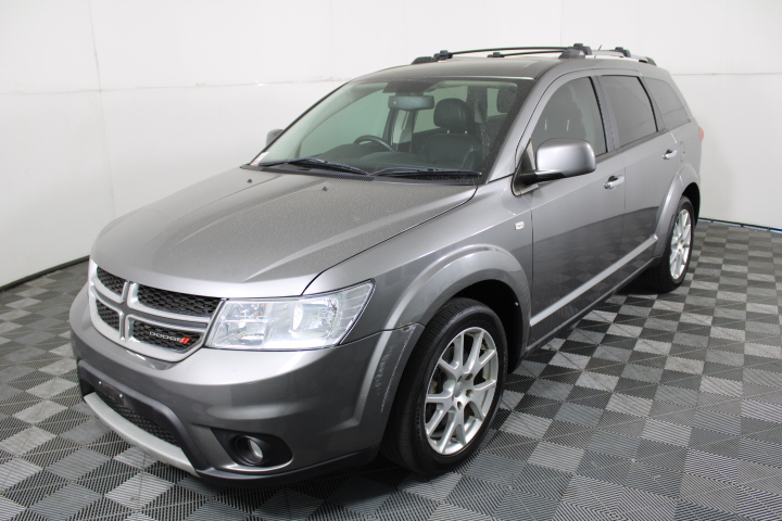 2013 Dodge Journey R/T Automatic 7 Seats People Mover
