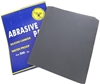 100 x Sheets Abrasive Paper, Water Proof Silicon Carbon, Grit 500, Sheet Si