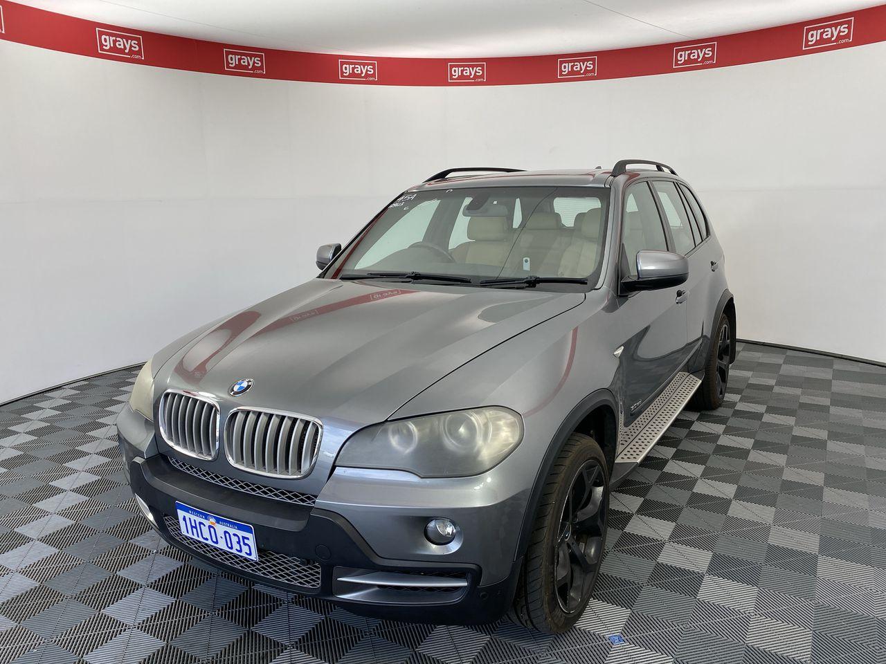 2009 BMW X5 3.0sd E70 Turbo Diesel Automatic Wagon