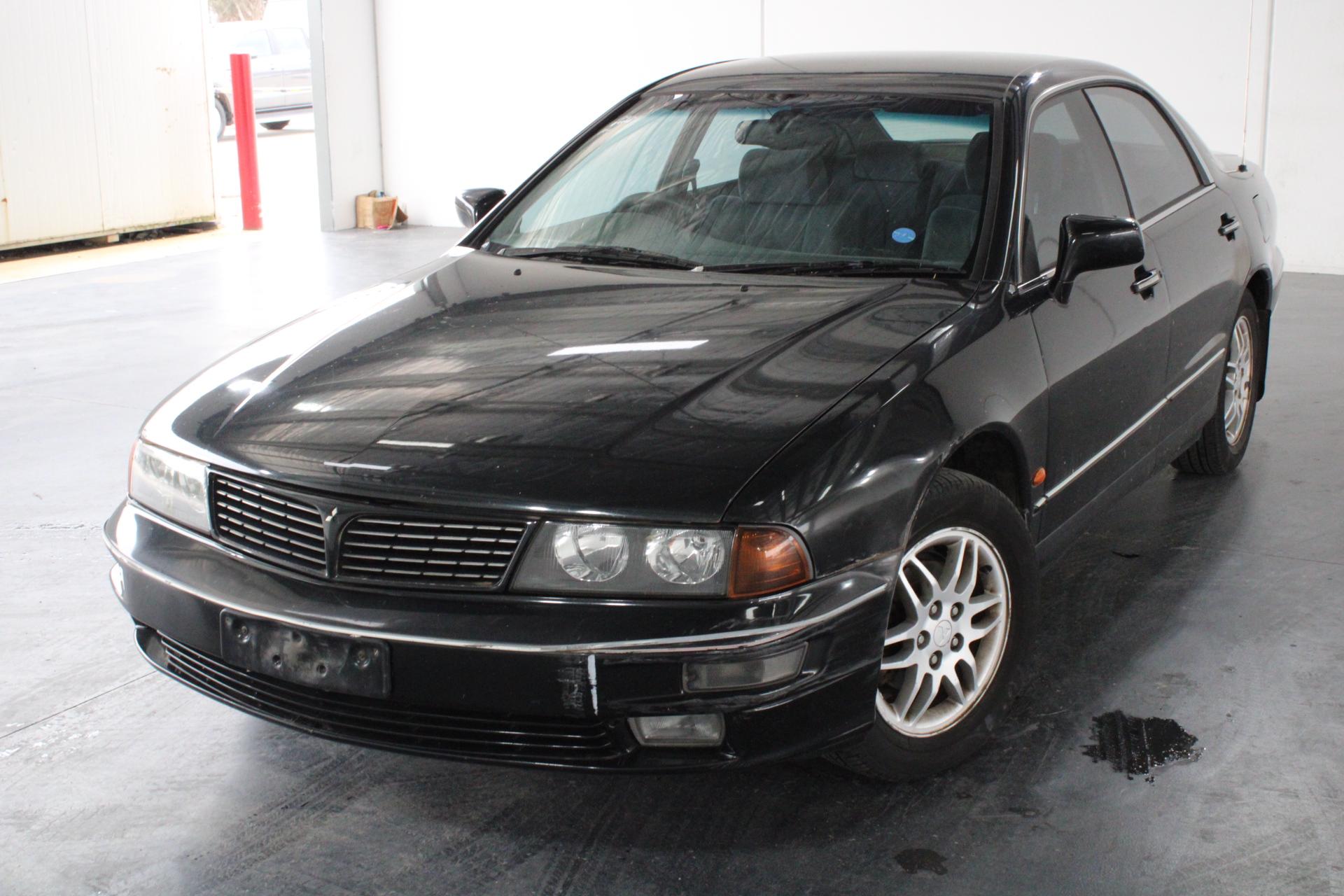 1999 Mitsubishi Verada Ei KH Automatic Sedan